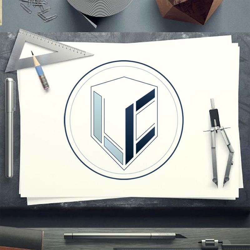 Laurent Costa – Architecte d'intérieur – Logo